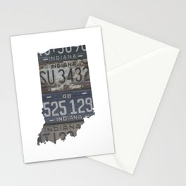 Vintage Indiana Stationery Cards