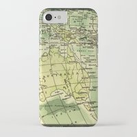 oz iPhone & iPod Cases featuring Oz Land by strentse