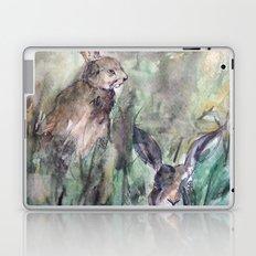 Hare Sketch #1 Laptop & iPad Skin
