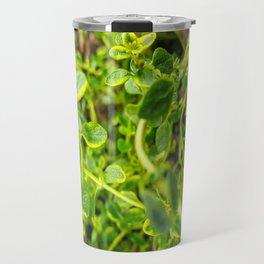 Lemon Thyme Travel Mug
