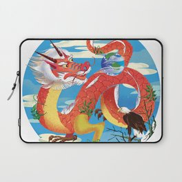 Red Dragon Laptop Sleeve