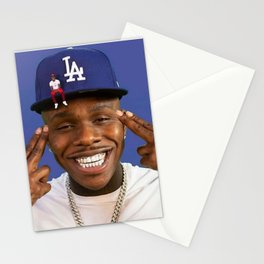 DaBaby Baby on Baby Stationery Cards