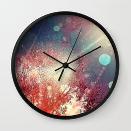 Dream Time Outside Wall Clock