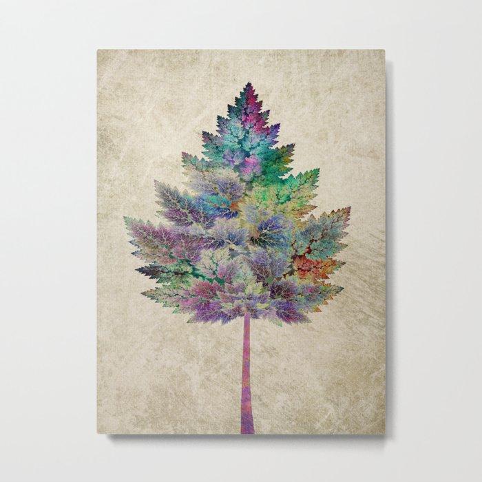 Like a Tree 2. version Metal Print