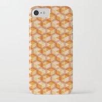 escher iPhone & iPod Cases featuring Escher #004 by rob art | simple