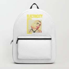 Electricity Dualipa Backpack