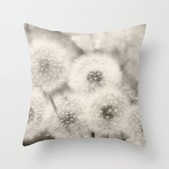 Believe in Magic Throw Pillow