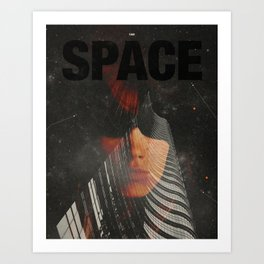 Space1968 Art Print