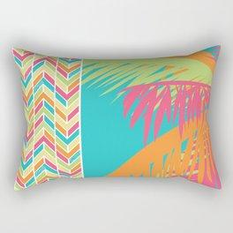 The MashUP Rectangular Pillow