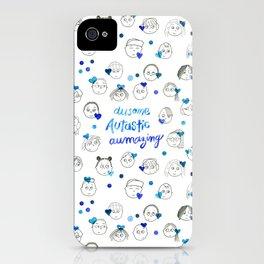 Autism Love iPhone Case