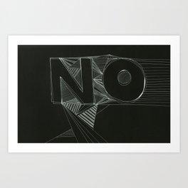 most common word Art Print