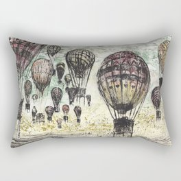 Set me free Rectangular Pillow