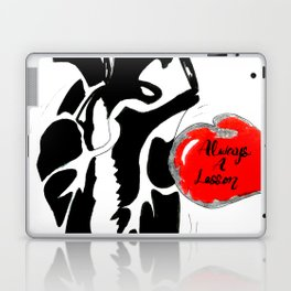 Always a Lesson Heart Laptop & iPad Skin