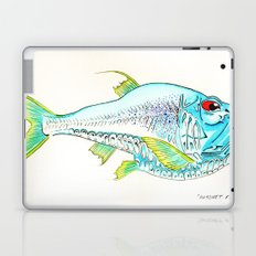 Hatchet Fish Laptop & iPad Skin