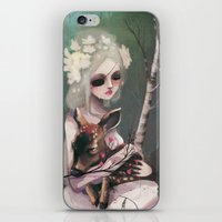 wedding iPhone & iPod Skins featuring The day before the wedding by Ludovic Jacqz