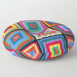 Kandinsky No. 52 Floor Pillow