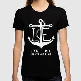 North Shore: Lake Erie Anchor T-shirt