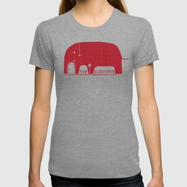 Elephanticus Roomious T-shirt