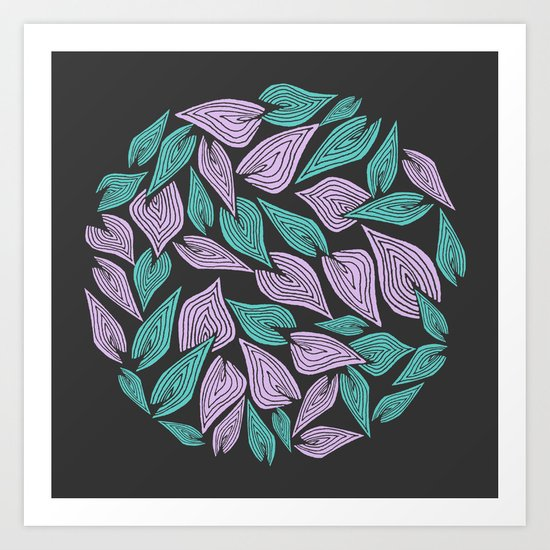 Winter Wind Art Print