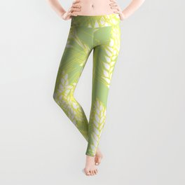 Pattern with Cereal Leggings