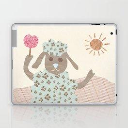 sheep collage Laptop & iPad Skin