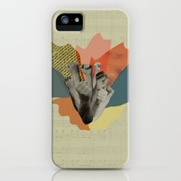 The beauty of defiance iPhone Case