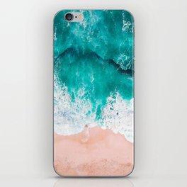 Ocean adventures -drone iPhone Skin