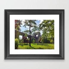 Astoria Park Framed Art Print