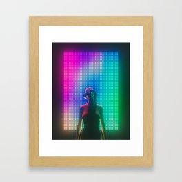 Redux Framed Art Print