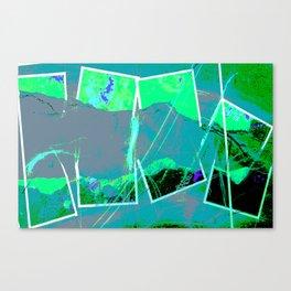 Bloodstones: Snake Hills Canvas Print