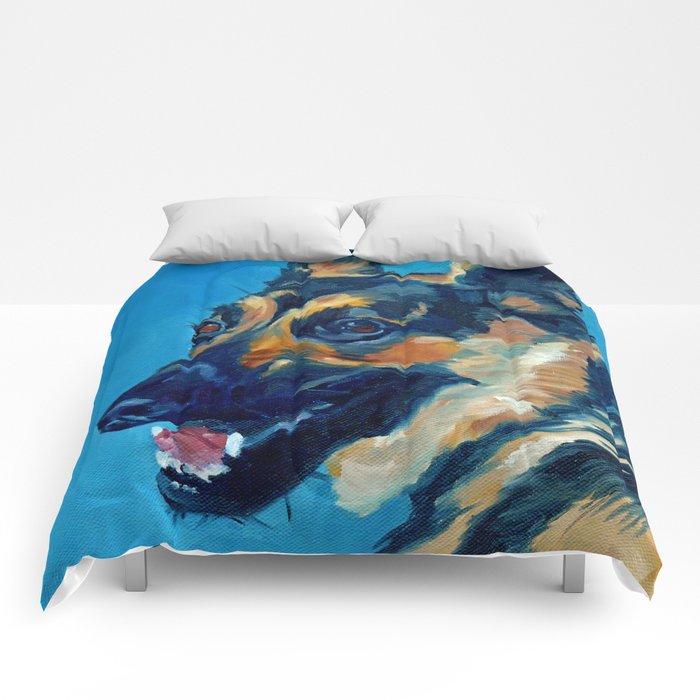 Baron the German Shepherd Comforters