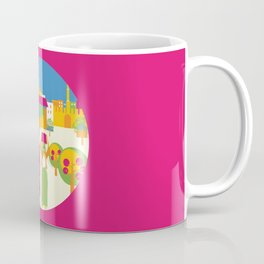 Town Square  Coffee Mug