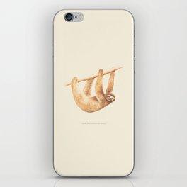 Css Animal: Sloth iPhone Skin