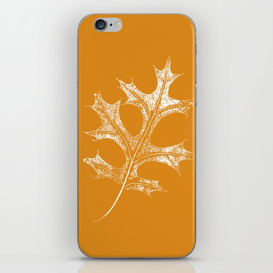 Autumn Leaf iPhone & iPod Skin