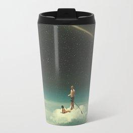 Gravitation Field Travel Mug