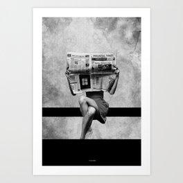 Simplicity... Art Print
