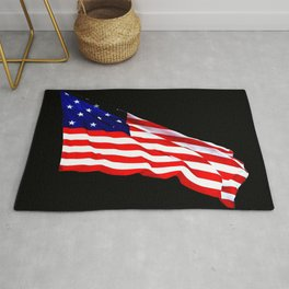 Waving Flag Rug