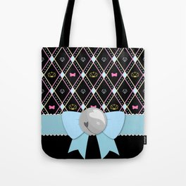 Ribbon Bell Tote Bag