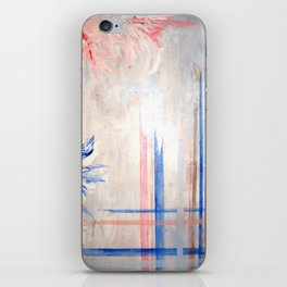 order and chaos iPhone Skin