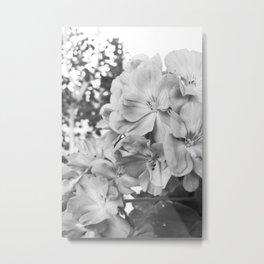 Flower Cascade  Metal Print