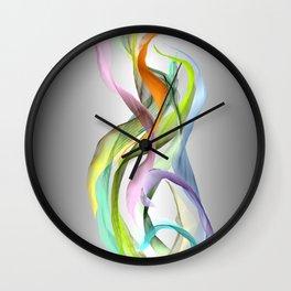 Envol de Douceurs Wall Clock