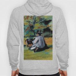 "Paul Cézanne ""A Painter at Work"" Hoody"