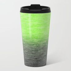 Ombre Lime Travel Mug