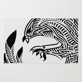 Tribal Eagle Rug