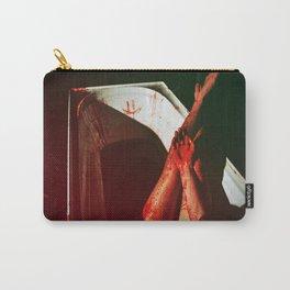Elizabeth Bathory blood bath Carry-All Pouch