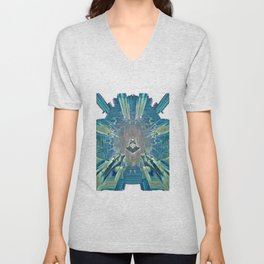 Bugs in the System. Unisex V-Neck
