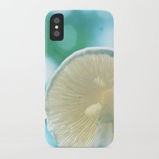 A Bug's Beach Umbrella iPhone Case