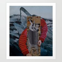 untitled_! Art Print