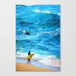 Yes ... I CAN***!!! Canvas Print