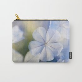 Plumbago Dream Carry-All Pouch